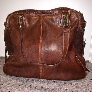 Brown All Saints Bag